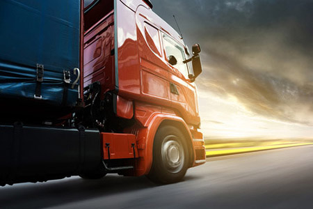 We are looking for carriers to work in international transport